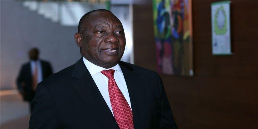Güney Afrika'dan BM'de 'Siyahların hayatı değerlidir' hareketine destek