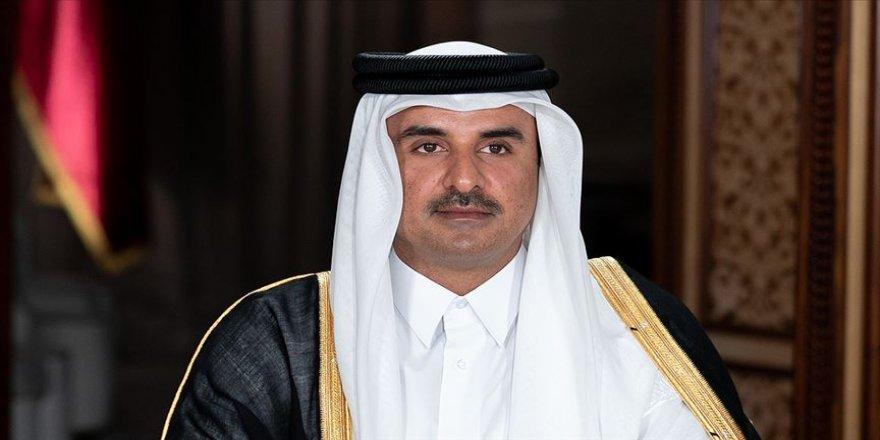 Katar Emiri, İsrail'in uzlaşmaz tutumu karşısında uluslararası toplumun sessizliğini eleştirdi