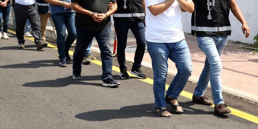 Tokat'ta FETÖ'nün 'mütevelli grubu'na yönelik soruşturmada 8 şüpheli gözaltına alındı