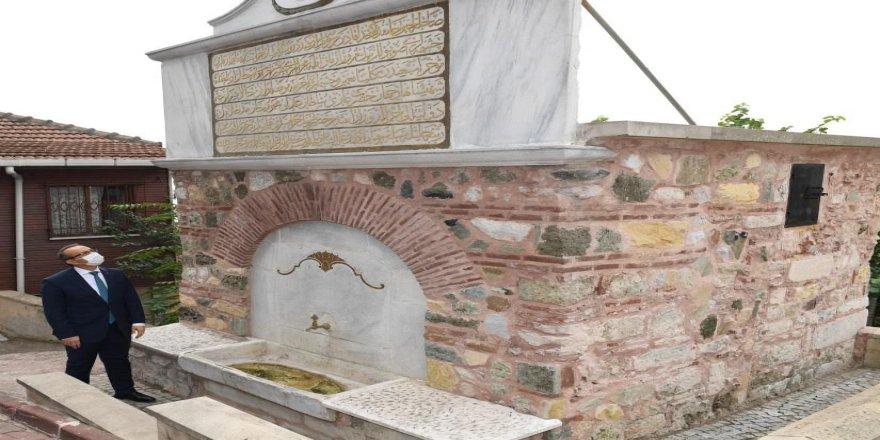 Vali Yavuz'dan Tarihi Camilere İnceleme
