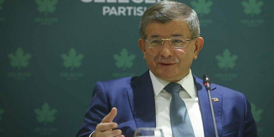 Davutoğlu,300 yıllık dönemde kurulan tüm devlet kurumlarının içi boşaltıldı