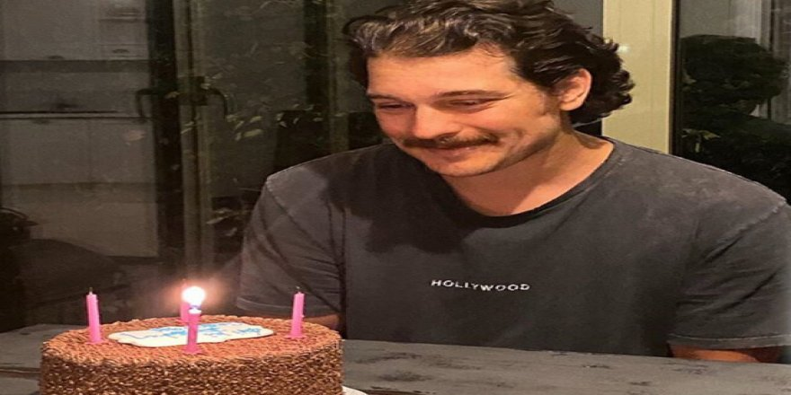 Çağatay Ulusoy'dan doğum günü paylaşımı