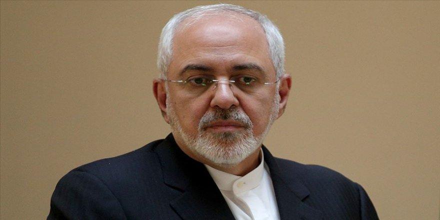 İran Dışişleri Bakanı Zarif: Rusya ve Türkiye ile Suriye'de adımlarımızı koordine ediyoruz