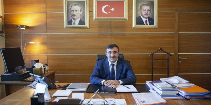 AK Parti'li Yılmaz'dan 'Doğu Akdeniz' değerlendirmesi: Biz hiçbir zaman kendi hakkımızı, hukukumuzu başkasına yedirmeyiz