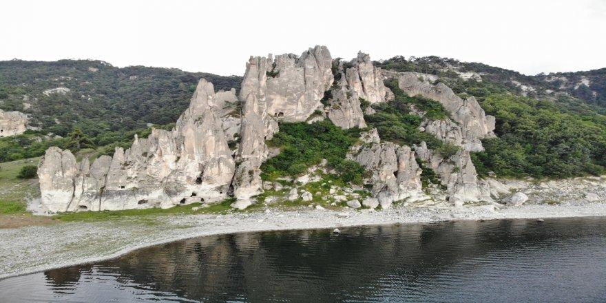 Dağlık Frigya bisikletle gezilebilecek