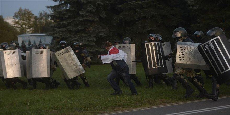 Belarus'taki protestolarda 364 kişi gözaltına alındı