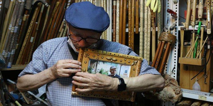 Kosovalı flüt ustası, hayatını flütlere ve yeni keşiflere adadı