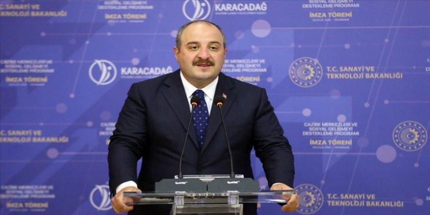 Sanayi ve Teknoloji Bakanı Varank: 6-8 Ekim olaylarını, bu ihaneti asla unutmayız