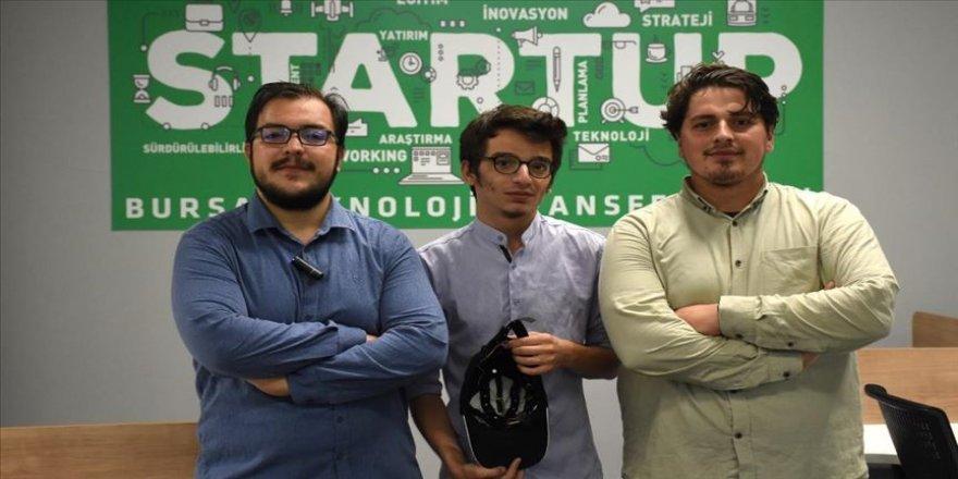 Üniversiteli gençler 'şapkadan' epilepsi tanısı ve takibi yapan cihaz geliştirdi