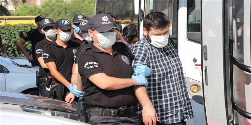 FETÖ'nün avukat yapılanmasına yönelik operasyonda 15 tutuklama