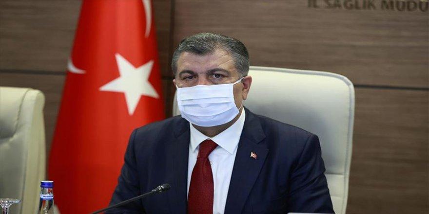 Sağlık Bakanı Koca, Dünya Eczacılar Günü'nü kutladı