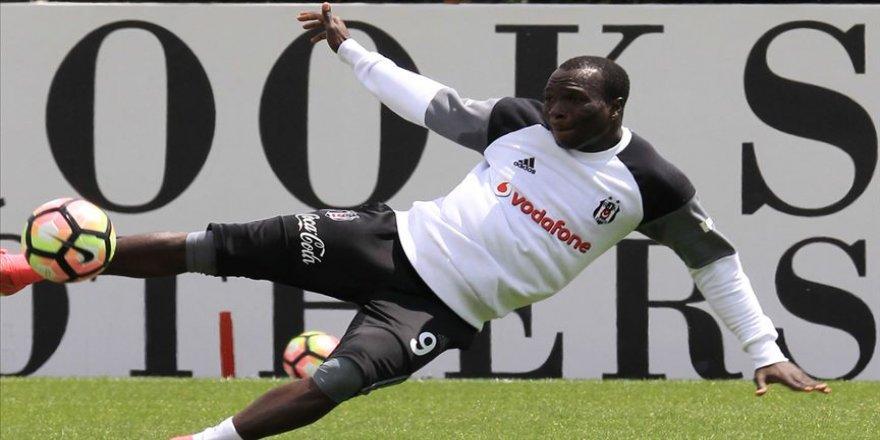 Beşiktaş, kadrosuna kattığı Vincent Aboubakar'ın lisansını çıkardı