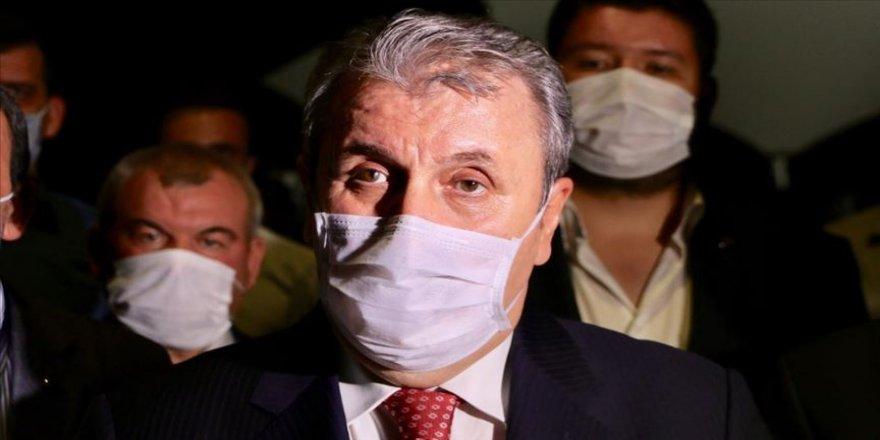 BBP Genel Başkanı Destici: Kobani eylemlerine ilişkin soruşturmayı adaletin bir tecellisi olarak görüyoruz