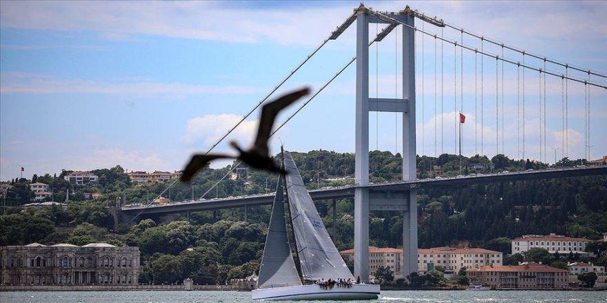 İstanbul Boğazı'nda Cumhuriyet Bayramı'nda 'Mavi Vatan' coşkusu yaşanacak