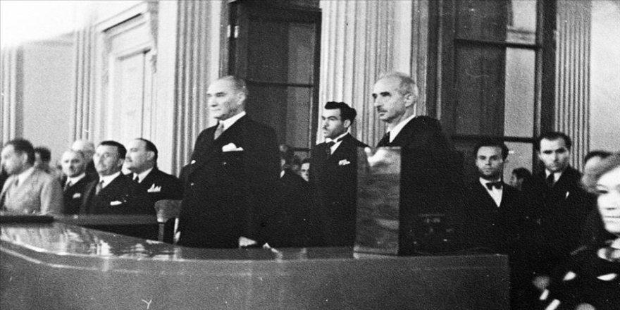 88 yıl önce bugün ilan edilen bayram: Türk Dil Bayramı