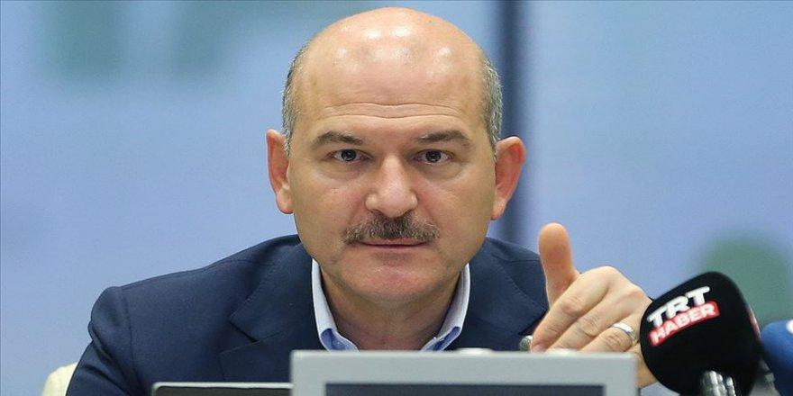 İçişleri Bakanı Soylu: 2021 yılını Türkiye'de Afet Eğitim Yılı ilan edeceğiz