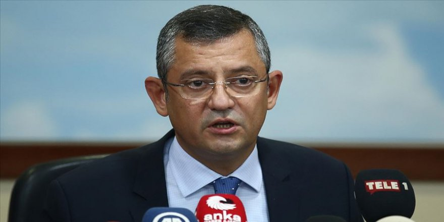 CHP Grup Başkanvekili Özel: ABD'nin iç siyasi çekişmelerinde Türkiye'nin kullanılıyor olmasından rahatsızız