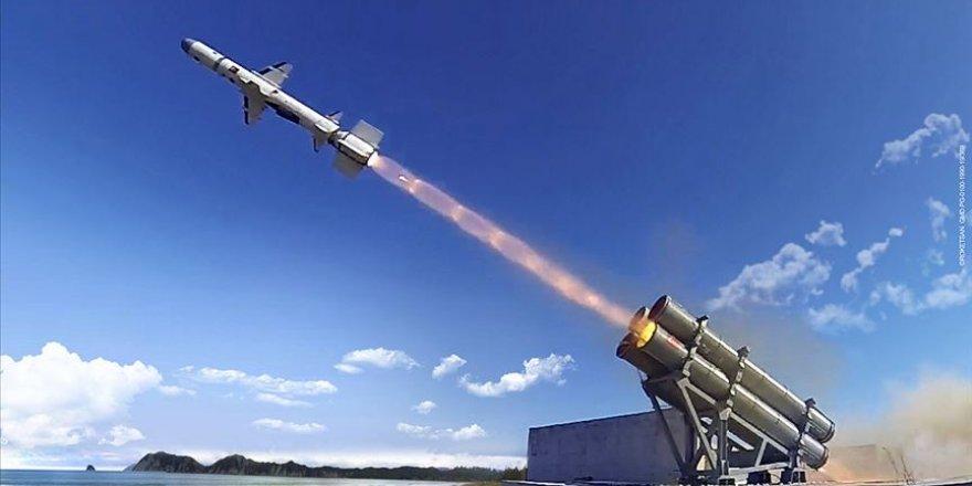 Atmaca Seyir Füzesi karadan atılan füzeleri de imha edecek
