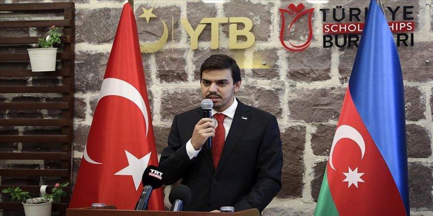 YTB Başkanı Eren: Azerbaycan'ın haklı davasını anlatmaya devam edeceğiz