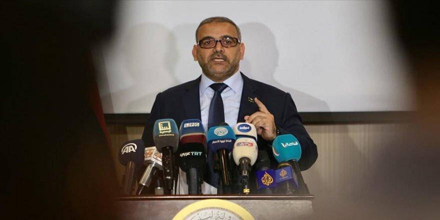 Libya Devlet Konseyi Başkanı Mişri: Diyalog görüşmelerinde ön uzlaşı perşembe imzalanacak