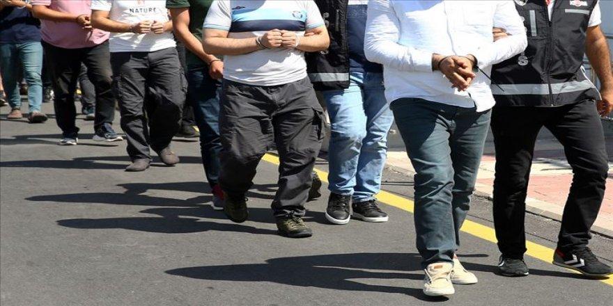 Ankara'da ByLock kullandığı belirlenen 12 FETÖ şüphelisi yakalandı