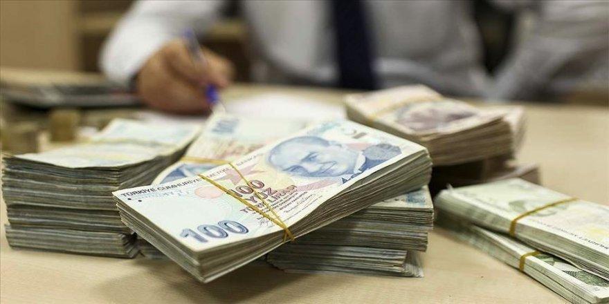 Bankacılık sektörünün aktifleri 5,8 trilyon lirayı aştı