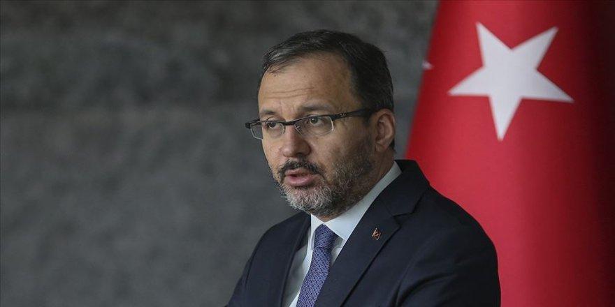 Gençlik ve Spor Bakanı Kasapoğlu: Deneyap, Türkiye'nin geleceğini şekillendirecek önemli projelerden biri