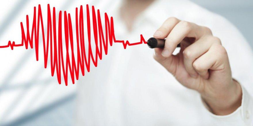 30 dakika süreyle yapılan orta zorlukta aktiviteler, kalp hastalığı ve inme riskini azaltır