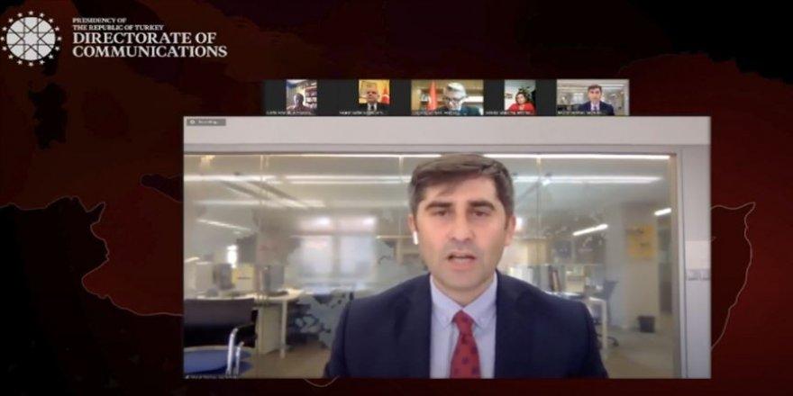 İletişim Başkanlığından Türkiye'nin Doğu Akdeniz politikasına ilişkin internet paneli