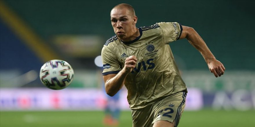 Fenerbahçe, Michael Frey'in geçici transferi için Waasland-Beveren ile anlaştı