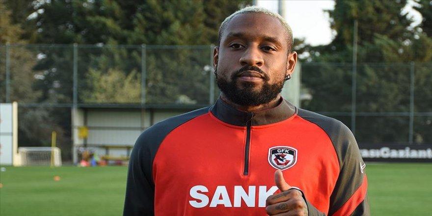 Gaziantep FK'nin stoperi Kana Bıyık: Umarım Trabzonspor maçıyla çıkışı yakalarız