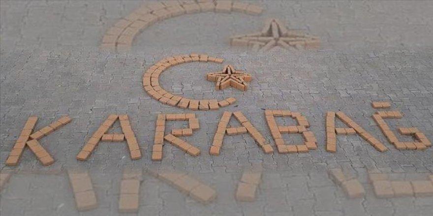 Van polisi ele geçirdiği eroinle 'Karabağ' yazarak Azerbaycan'a destek verdi