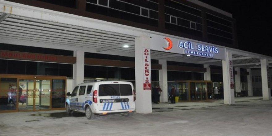 Kocaeli TEM'de TIR'ın çarptığı otomobil savrularak otobüse çarptı