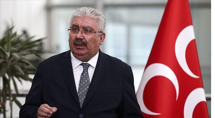 MHP'li Yalçın: Ülkücü hareketin sosyal anlamdaki temsilcisi halen Ülkü Ocakları, siyasi temsilcisi de MHP'dir