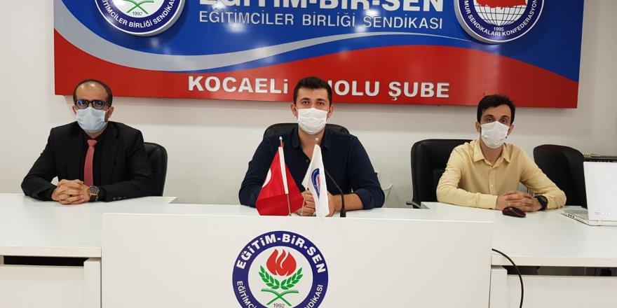 Dost ve Kardeş Ülke Azerbaycan'a Destek Eylemi Basın Açıklaması