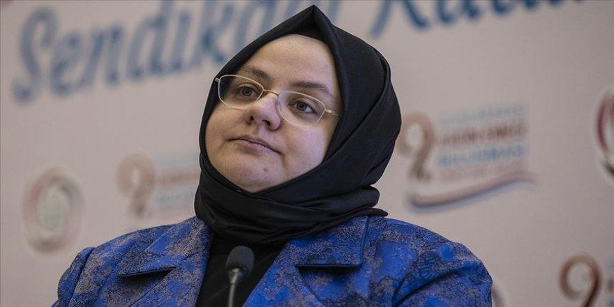 Bakan Selçuk: 81 ŞÖNİM ve 347 SHM'de 'Kadın Hizmetleri İrtibat Noktaları' oluşturuldu