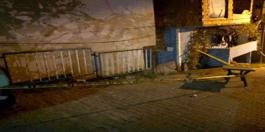 Dilovası'da bir kişi silahlı saldırıya uğradı
