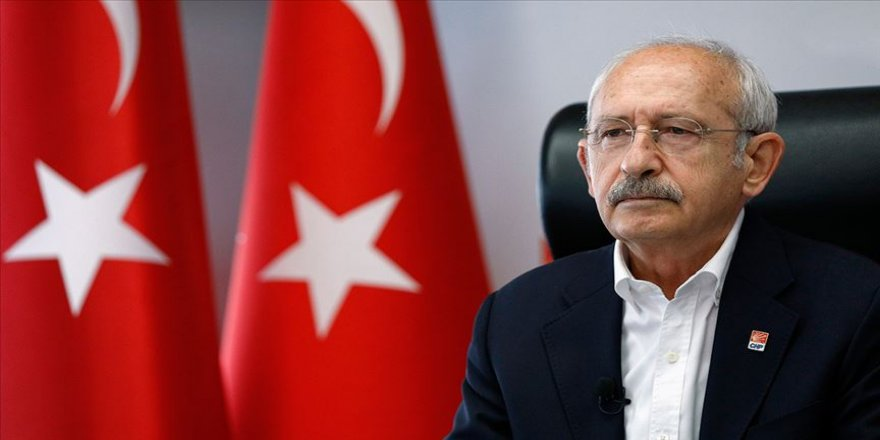 CHP Genel Başkanı Kılıçdaroğlu Ersin Tatar'ı kutladı