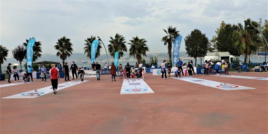 Floor Curling etkinliğinin Gölcük, Darıca ve Gebze'de yapılması planlanıyor