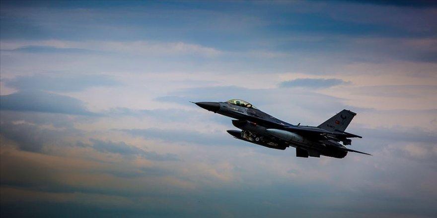Irak'ın kuzeyinde PKK'lı 6 terörist etkisiz hale getirildi