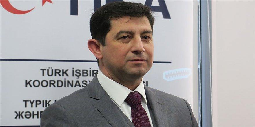 Türkiye'nin Nur Sultan Büyükelçisi Ekici: Azerbaycan'ın haklı davasında Türk dünyasının desteği önemli