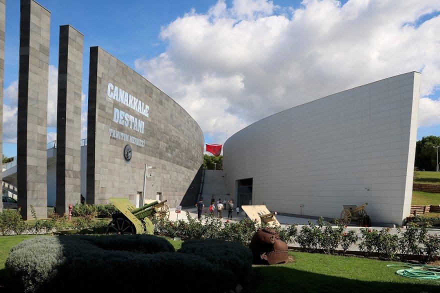 Çanakkale Savaşları Gelibolu Tarihi Alanı'nda 'Müze Kart' uygulaması başladı