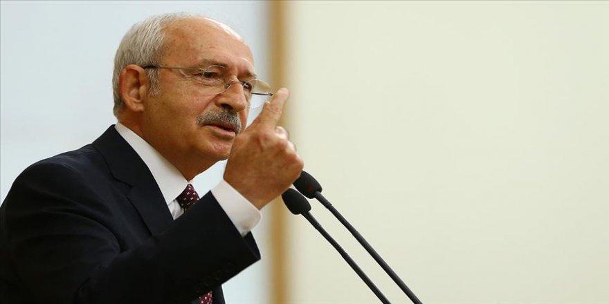 CHP Genel Başkanı Kılıçdaroğlu: Sayın Bahçeli'ye yürekten teşekkür ediyorum