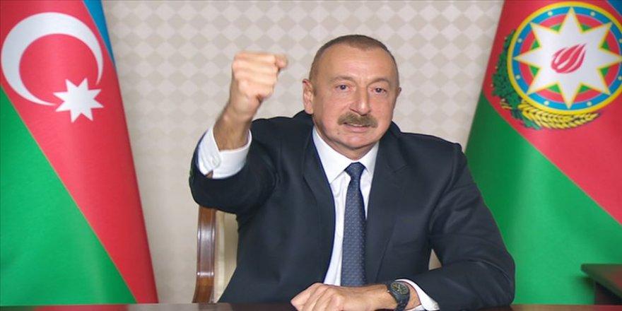 Azerbaycan ordusu Zengilan kent merkezini işgalden kurtardı