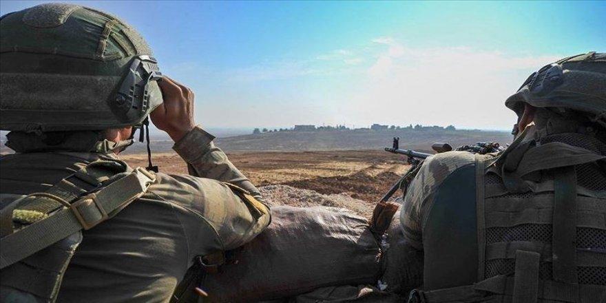 MSB: Zeytin Dalı bölgesinde 4 PKK/YPG'li terörist etkisiz hale getirildi