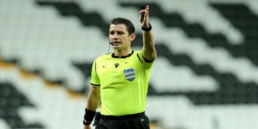 UEFA'dan hakem Halil Umut Meler'e görev