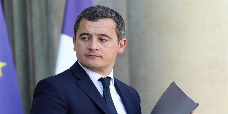 Fransa'da helal gıda reyonundan rahatsız olan İçişleri Bakanı'na tepki