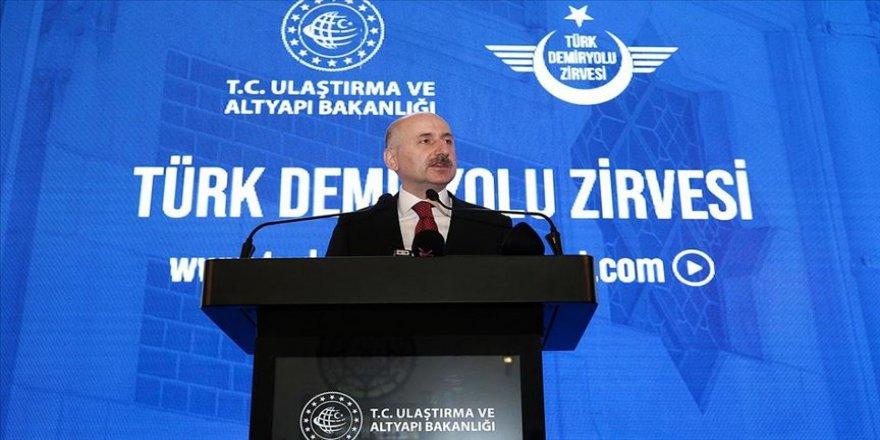 Bakan Karaismailoğlu: Türkiye'nin demir yolları reformunu başlatıyoruz