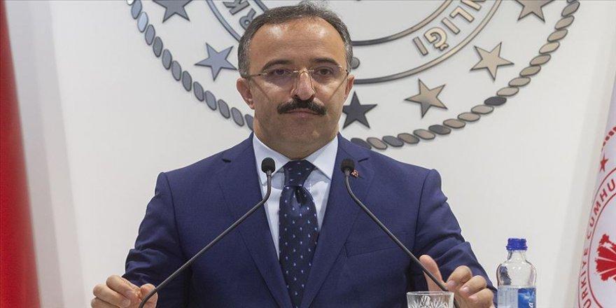 İçişleri Bakanlığı Sözcüsü Çataklı: Türkiye'de sokağa çıkma yasakları gelebilir' haberi tamamen asılsızdır