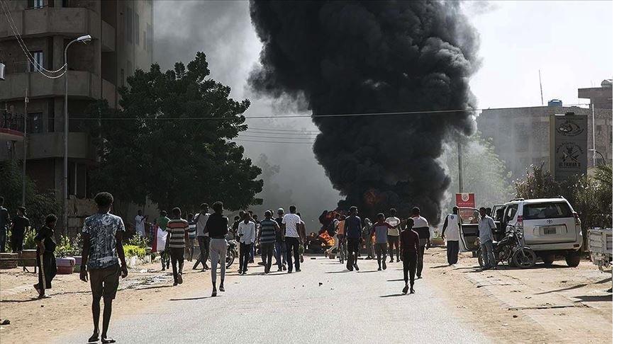 Sudan'da hükümet karşıtı gösterilerde 1 kişi öldü, 14 kişi yaralandı